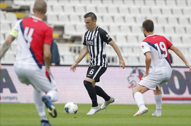 FK Partizan FK Proleter