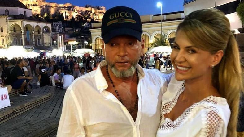 Państwo Rutkowscy na cel podróży poślubnej wybrali Grecję