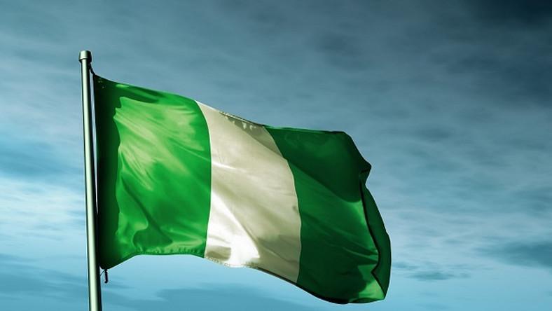 Flaga Nigerii