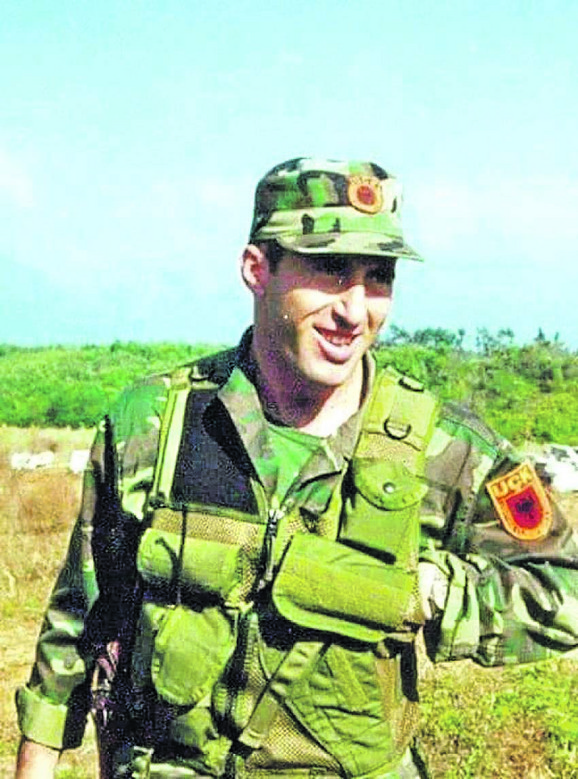 Ramuš Haradinaj OVK