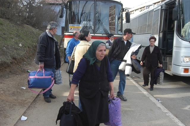 Martovski pogrom 2004.