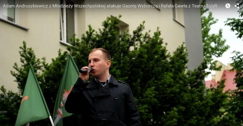 """Oto nowy polski poseł: """"Zdrowa Polska jest w Białymstoku"""""""