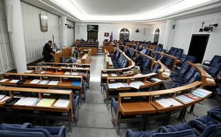 Senacka komisja za przyjęciem noweli o SN bez poprawek