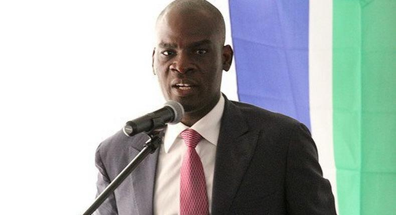 Haruna Iddrisu, Minister of Employment and Labour Relations