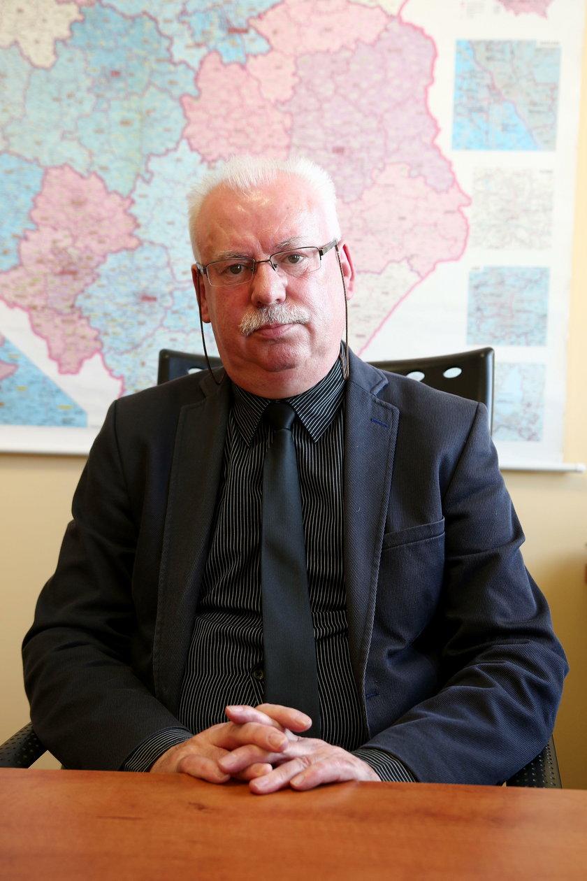 prok. Mieczysław Buksa