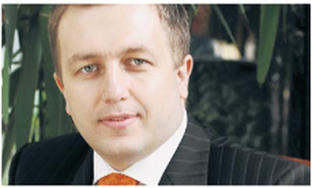 Piotr Trębicki, radca prawny, partner w Kancelarii Prawnej Czublun Trębicki w Warszawie Fot. Arch.