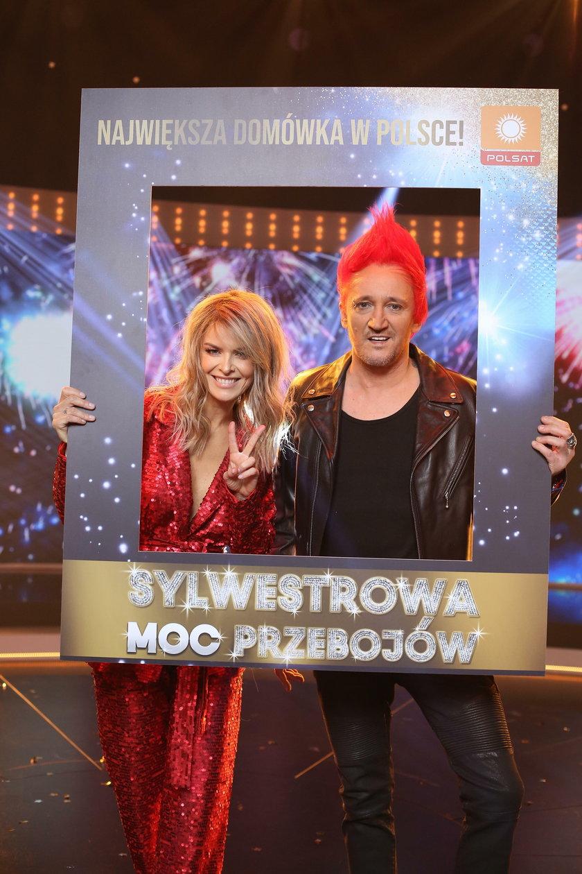 """Michał Wiśniewski i Marta """"Mandaryna"""" Wiśniewska"""