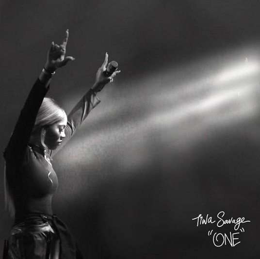 Tiwa Savage is fresh off releasing a new single 'One'.