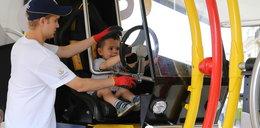 Dzieciaki uczyły się bezpieczeństwa na drodze