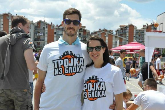 Bojan Janić i Nada Macanković