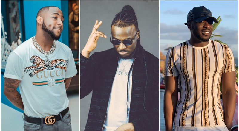 Golden Boy Entertainment boss cries out that Davido helped Peruzzi breach his contract