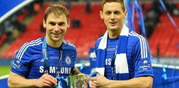 Gwiazdor Chelsea doznał kontuzji w trakcie... świętowania!