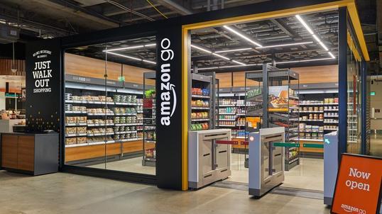 6f9284f630ae7d Amazon otworzył pierwszy sklep Amazon GO w małym formacie