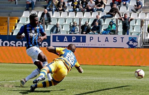 Duvan Zapata strelac dva gola
