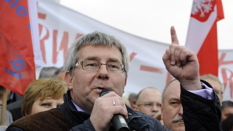 Europoseł PiS ostro skrytykował pomysł bojkotowania Euro 2012 na Ukrainie