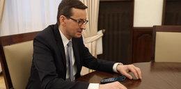 """Premier Morawiecki zapisał się na szczepienia. """"AstraZeneka już na mnie czeka"""""""