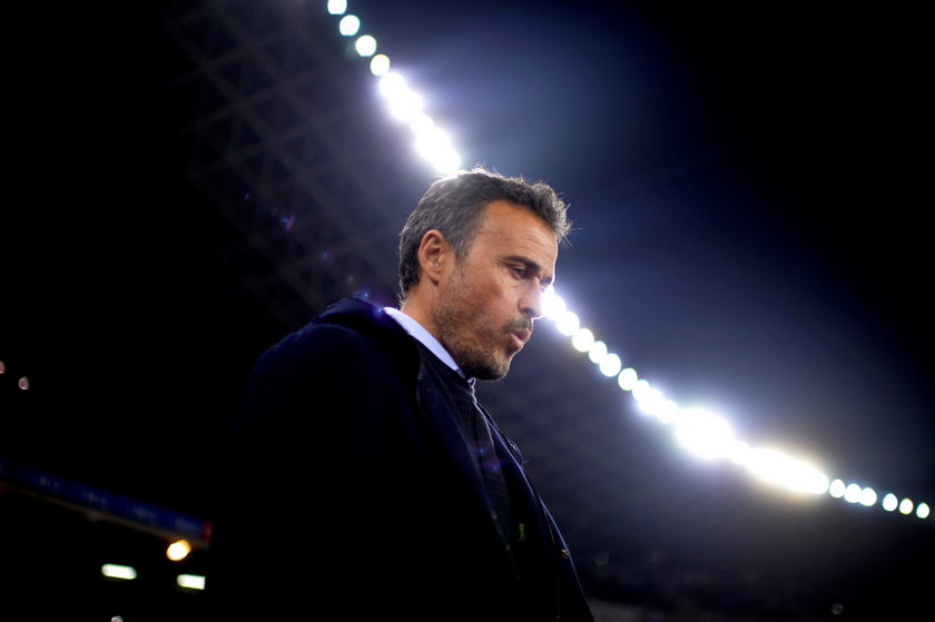 Trener FC Barcelona zdenerwował się po meczu