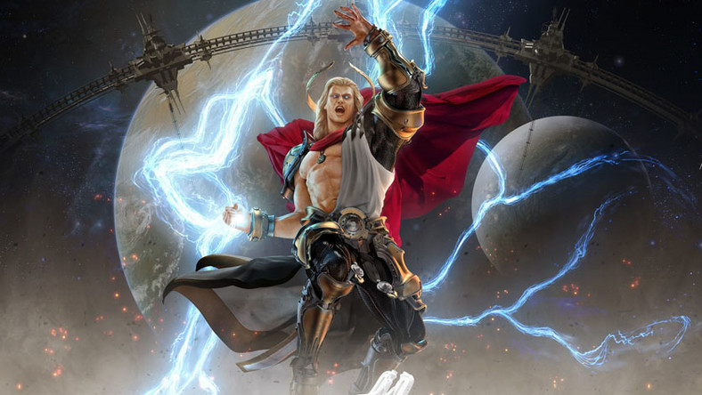 Skyforge - nowe free-to-play MMORPG