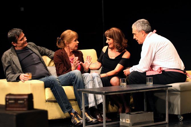 Glumačka ekipa predstave