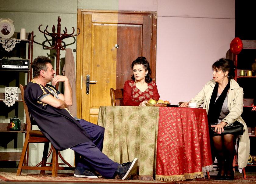 Katarzyna Cichopek w teatrze