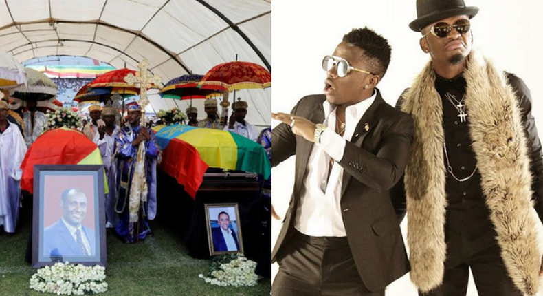 Diamond, Rayvanny and Senior officers Killed in Ethiopia