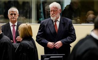 Chorwacja: Wyrok w Hadze ws. gen. Slobodana Praljaka moralnie niesprawiedliwy