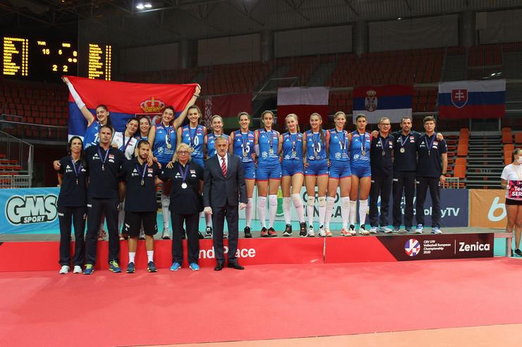 Juniorska odbojkaška reprezentacija Srbije