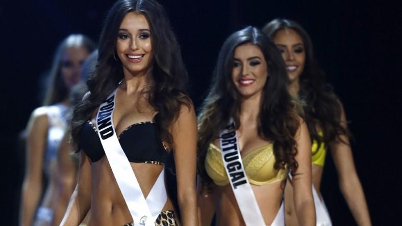 Prezentacja podczas preeliminacji konkursu Miss Universe
