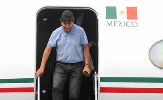 Boliwia: Tymczasowa prezydent zapowiada nakaz aresztowania Moralesa