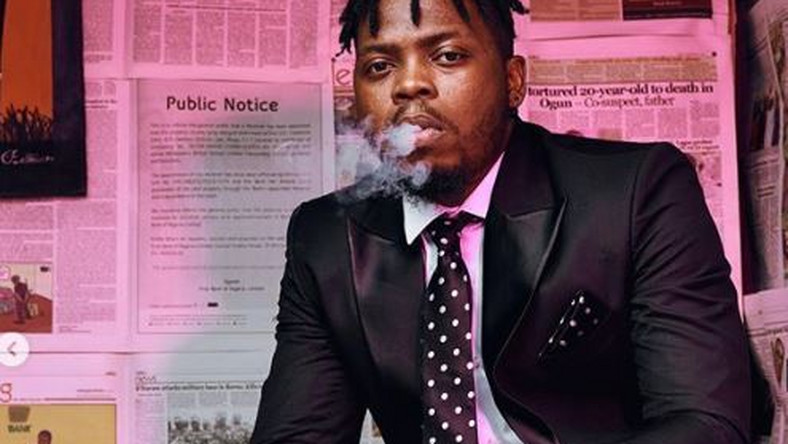 Olamide has gotten new tattoos on his face[Video] - Pulse