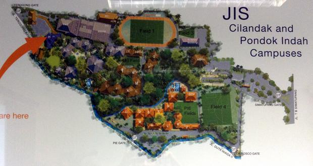 Plan szkoły
