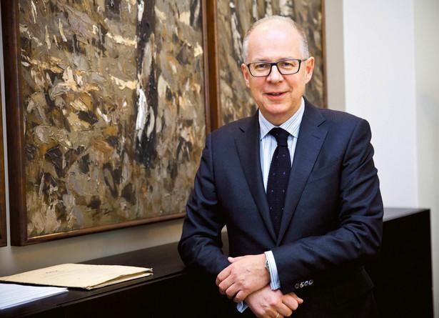 Jacek Trela, prezes Naczelnej Rady Adwokackiej