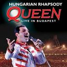 "Queen - ""Hungarian Rhapsody - Queen Live in Budapest"" (DVD)"