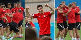 Polacy w świetnych humorach przed meczem z Hiszpanią na Euro 2020. Te ZDJĘCIA mówią wszystko. Dadzą dziś radę?!