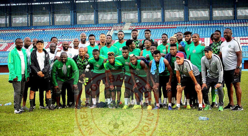 Nigeria Vs Zimbabwe: Time and where you can watch Super Eagles friendly game