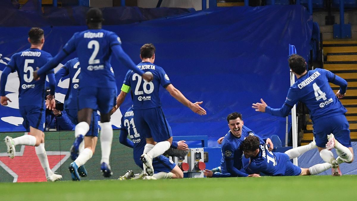 Két év után megint angol házidöntő a BL-ben – A Manchester City után a Chelsea is ott van, kiverték a Real Madridot