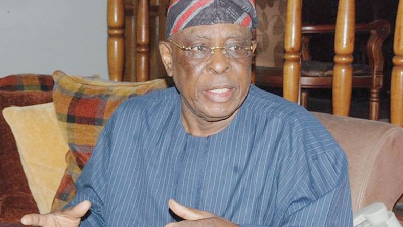 Former Ogun governor, Chief Olusegun Osoba speaks on controversial social media bill. [PM News]