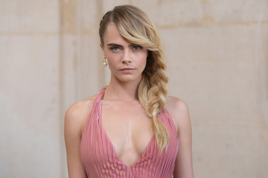 Cara Delevingne / Dominique Charriau / GettyImages