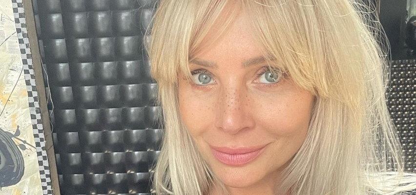 """Agnieszka Woźniak-Starak ujawniła, co stało się z jej ciałem po tragicznej śmierci męża. """"Wszystko przestało mnie boleć"""""""
