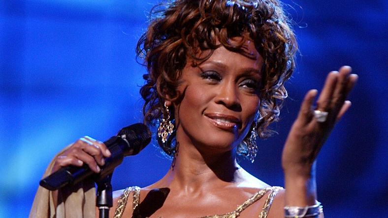 Whitney Houston w 2004 roku