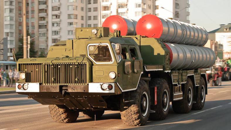 S-300 trafiły już do Syrii