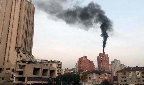 Užice među gradovima sa najzagađenijim vazduhom