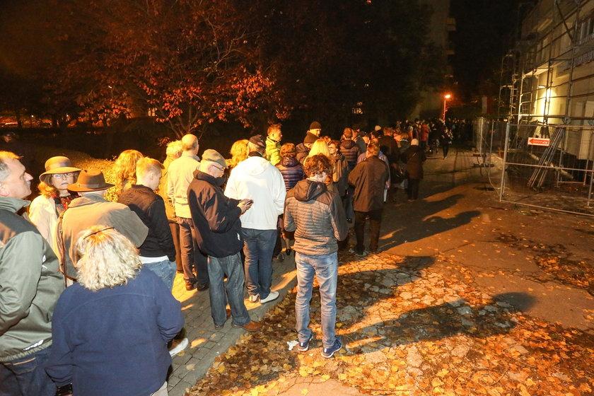 W Warszawie głosowali już po zakończeniu wyborów. Co się stało?
