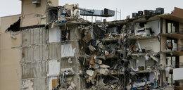"""Po zawaleniu bloku szukają pod gruzami 99 zaginionych. """"To wyglądało jak 11 września"""""""