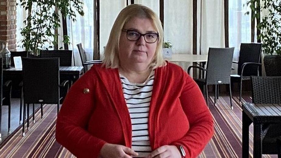 Elżbieta Wójcik od 30 lat prowadzi w Lublinie restaurację Koncertową