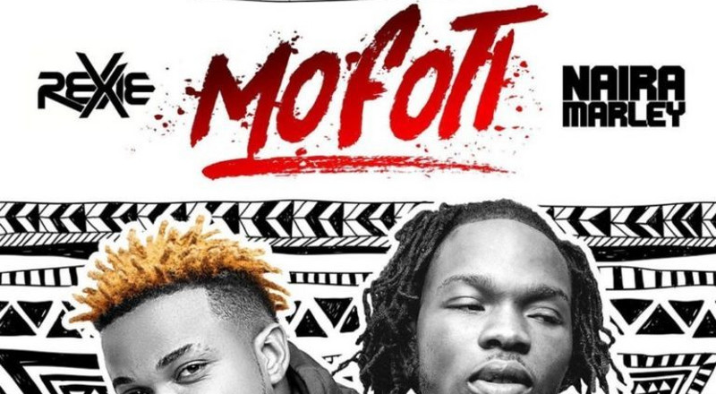 Naira Marley features on Rexxie's new single, 'Mofoti'