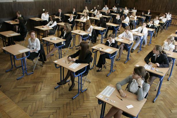Egzaminy maturalne