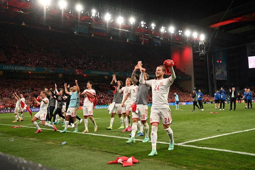 Duńczycy po dwóch meczach nie mieli żadnego punktu i stanęli nad przepaścią.