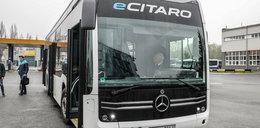 Krakowskie MPK testuje nowego Mercedesa
