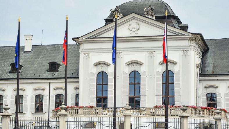 Bratysława, budynek Parlamentu